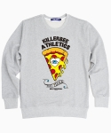 킬러비(KILLER BEE) Pizza Sweatshirt (grey)