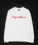 Calligraphy Logo Sweatshirt - White
