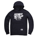 파퓰러너드(POPULARNERD) Supertramp Hood navy