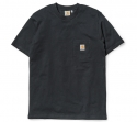 S/S POCKET T-SHIRT BLACK