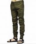 언더에어 [봄용원단교체][Musinsa Exclusive] Beltloop Jogger pants - Khaki