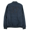 UTO 118 thirtyseven cotton blouson_navy(남여공용)