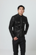 젠메이드(GENMADE) CHINA COLLAR RIDER JACKET II