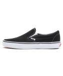 반스(VANS) 클래식 슬립온 / VN-0EYEBLK / CLASSIC SLIP-ON BLACK / VN000EYEBLK1