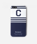 커버낫 C LOGO iPHONE 5 CASE NAVY