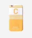 C LOGO iPHONE 6 CASE YELLOW