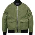 M#0533 ma-1 heavy twill jacket (khaki)