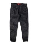 HC X WPSV jogger pants -coating jean-