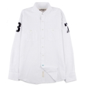 언티지() UTS 38 just thirtyseven oxford shirts_white(남여공용)