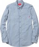 Denim Shirt (Stripe)