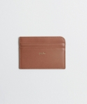 CARD CASE_BRIGHT BROWN