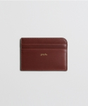 CARD CASE_BROWN