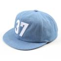 언티지 UHG 57 thirtyseven short visor ballcap_blue(남여공용)
