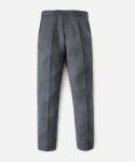 15 S/S SLACKS PANTS GREY