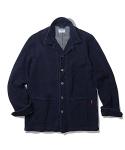 에스피오나지 Lennon Washed Shirt Jacket Indigo