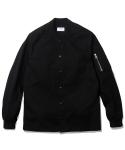 에스피오나지 Parker MA-1 Shirt Black