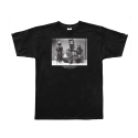 크룩스앤캐슬(CROOKS & CASTLES) CROOKS & CASTLES Mens Knit Crew T-Shirt - Crooks Slashers Squad