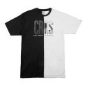 크룩스앤캐슬(CROOKS & CASTLES) CROOKS & CASTLES Mens Knit Crew T-Shirt - City