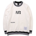 AIR STRIPE Sweatshirt_WHITE