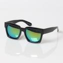 겐지 Reus Sunglasses (Mirror Gold)