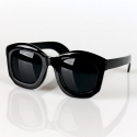겐지 Lucca Sunglasses (Black)