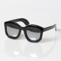 겐지 Lucca Sunglasses (Mirror Silver)
