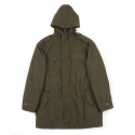 UTO 91 untage capter coat_khaki(남여공용)