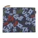 언티지() UTB 36 calligraphy denim cluchbag_indigo(남여공용)