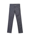 스테레오 바이널즈(STEREO VINYLS) [DENIM] SLIM FIT (Dark Blue)