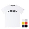 언리미트 Unlimit - Arch Logo Tee (6color)