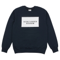 리오그램 [리오그램] REOGRAM - SECRET GARDEN SWEATSHIRTS (Navy)