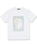 Portrait T-Shirt(WHITE)