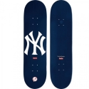 <국내배송> Supreme [슈프림] New York Yankees™ Supreme 47 Brand® Skateboard (Navy) (슈프림뉴욕양키즈) (한정판)