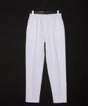 루블랑 Banded Waist Slacks - White