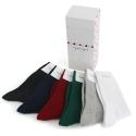 Solid Rib Socks 5종 선택 세트