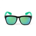 하이비션(HYBITION) Sugary TR Matt Black / Green / Green Mirror Lens