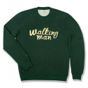 삭스어필(SOCKS APPEAL) walking man letter sweatshirt