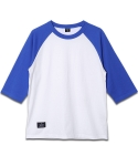 블랙맘바(BLACKMAMBA) EASY Raglan T(BL)
