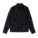 더스토리 Old carbon jkt (Black)