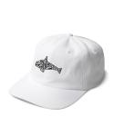 LEATA x Wook trucker cap white