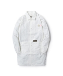 리타(LEATA) LEATA x Wook canvas shop coat white