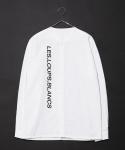 Vertical Print Shirt - White
