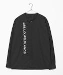 Vertical Print Shirt - Black