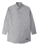 지플리시(ZPLISH) FL LONG SHIRTS(BK)