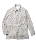 에스피오나지 Brice Shop Shirt Jacket Stripe