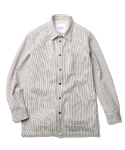 Brice Shop Shirt Jacket Stripe
