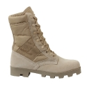 로스코 G.I TYPE SPEEDLACE DESERT TAN JUNGLE BOOT