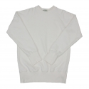 long sleeve Sweat Shirt (off white) 롱슬리브 스웨트셔츠