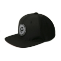 레이어 유니온(LAYER UNION) PATCH SNAPBACK BLACK