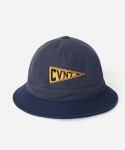 15 S/S CVNT PENNANT BUCKET HAT GRAY/NAVY
